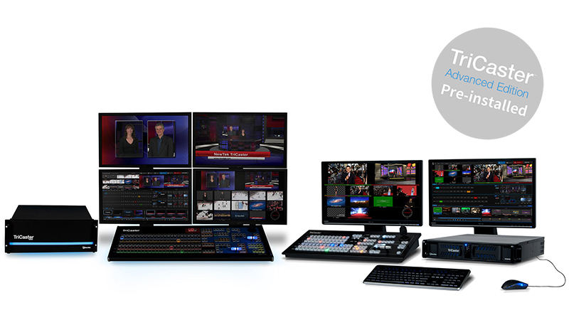 newtek tricaster advanced campaign
