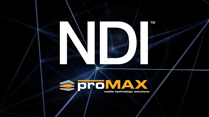 promax integrate with ndi