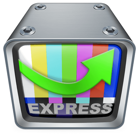 ontheair video express icon